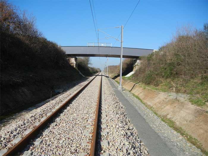 Liaison performante rail Rennes-Nantes via Châteaubriant