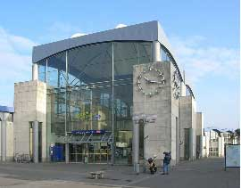 Modification gare SNCF de Nantes Orléans et adjonction Nantes Malakoff